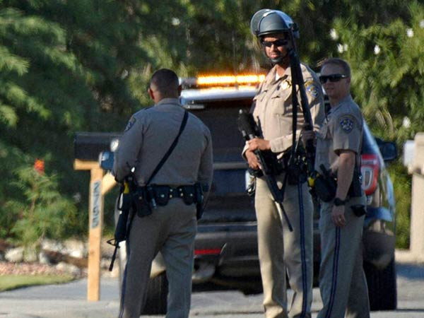 4 killed in shooting 'rampage' in rural California town before gunman killed by police