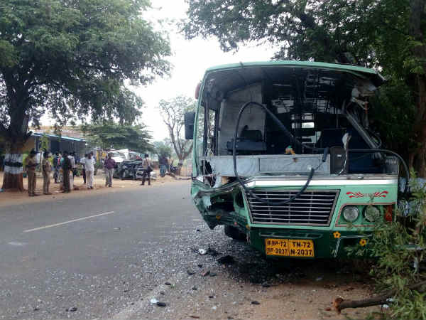 One killed in a road accident near Tenkasi