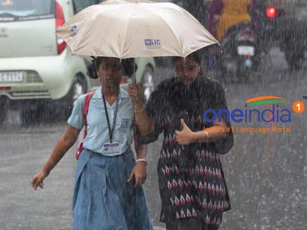 Due to heavy rain holiday announced for schools in Thirunelveli District