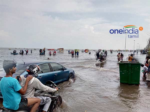 Why Chennai sinks while heavy rain?