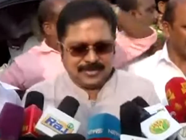 தேர்தல் ஆணையம் சுதந்திரமாக செயல்படவில்லை.. உச்சநீதிமன்றத்தில் அப்பீல் செய்வோம் - தினகரன்