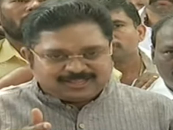 We will submit video related to Jayalalitha, says TTV Dinakaran