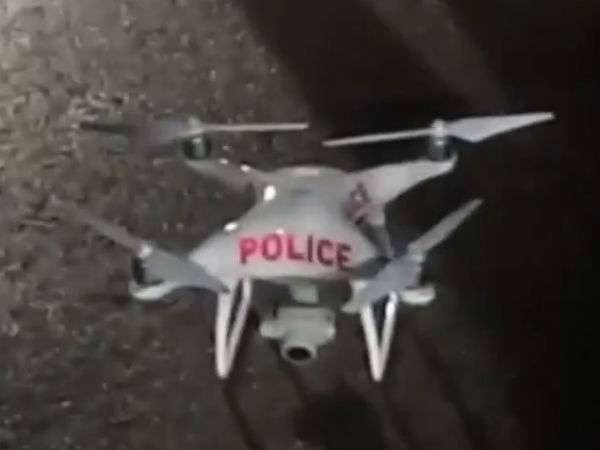 Telangana police to use drones to catch drinkers