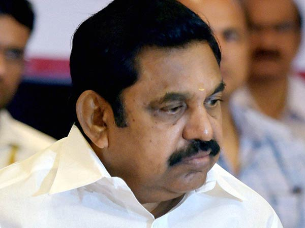 Dispute front of Chief minister Edappadi palanisami in the ADMK discussion meeting