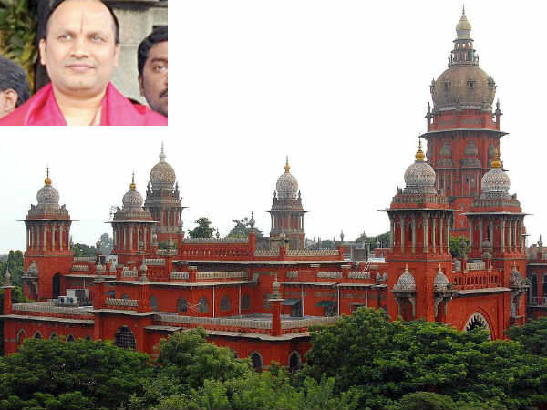 Madras HC ordered to ED seeking reply about quashing the case filed against industrialist Sekar reddy.