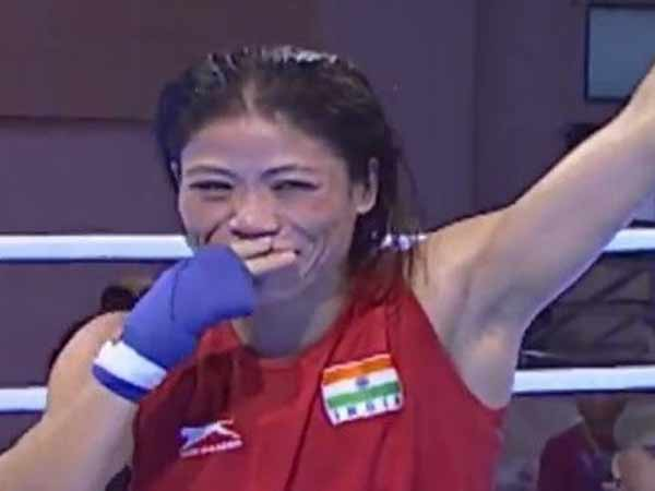 Indian boxer Mary Kom wins gold in Asian boxing championship