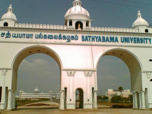 மாணவி தற்கொலை: சத்யபாமா பல்கலைக்கழகத்தில் நடந்தது என்ன?