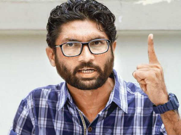 Dalit Community Leader Jignesh Mevani going to contest in Vadgam as a Independent Candidate