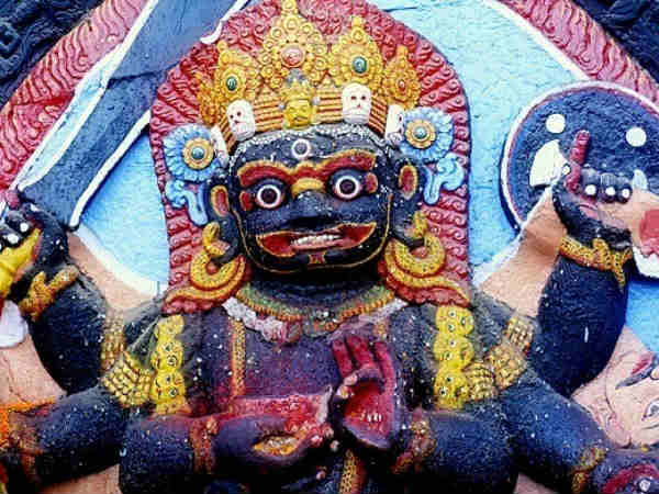 Mahadevashtami to appease-kaal bhairav the lord of time