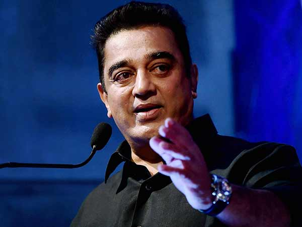 Kamal Hassan thank Chennai police officers
