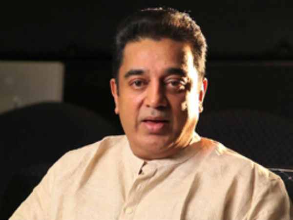 Case filed against Kamal Haasan in UP