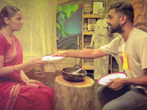 திருந்தவே மாட்டீங்களாப்பா.. 'லட்சுமி' குறும்பட டீம் வெளியிட்ட மற்றொரு சர்ச்சை வீடியோ!