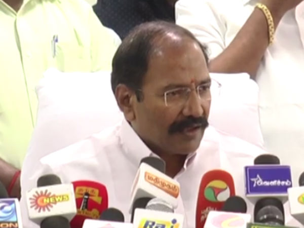 Minister Thangamani ordered for inquire for the issue of two girls dead in Kodungaiyur