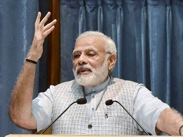 Terrorism is a threat to us, says Narendra Modi