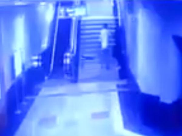 டெல்லி மெட்ரோ ஸ்டேஷனில் பெண் பத்திரிகையாளருக்கு பாலியல் தொல்லை.. சிசிடிவி காட்சியால் அம்பலம்