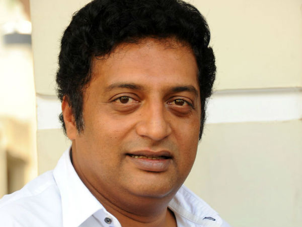 Film actors becoming leaders is a disaster for my country, says Actor Prakash Raj
