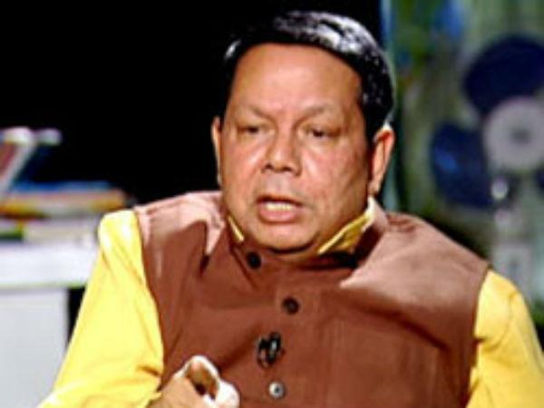 9 ஆண்டுகளாக கோமாவில் இருந்த மூத்த காங். தலைவர் பிரியரஞ்சன் தாஸ்முன்ஷி காலமானார்