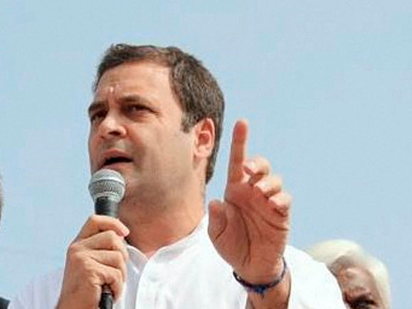 I am Lord Shiva Devotee says Congress Leader Rahul Gandhi at Gujarat