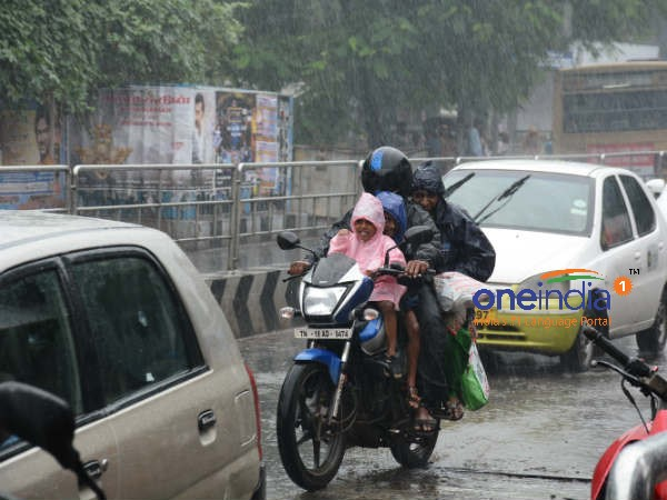 Monsoon starts in Chennai what is the current situation live report