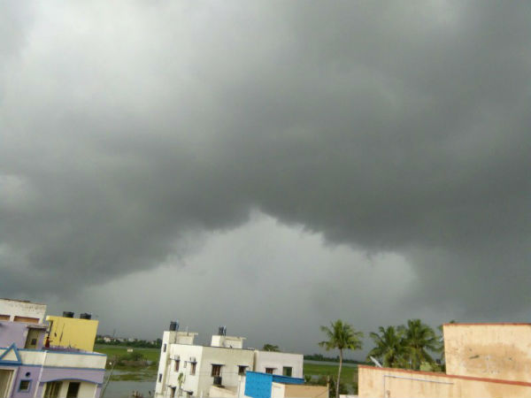 Rain will get reducing in Chennai
