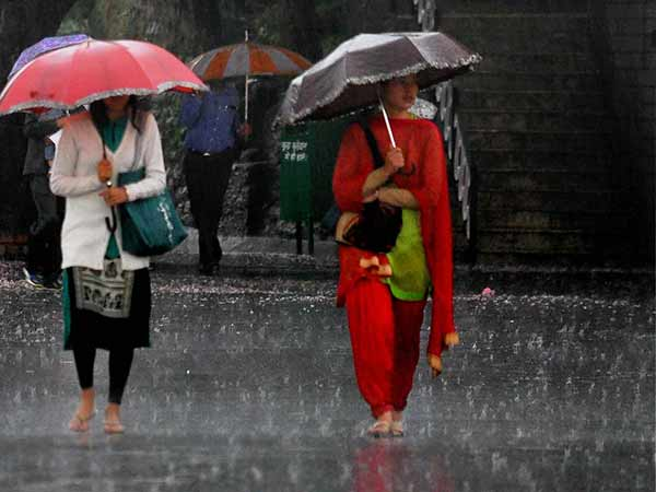 Rain is likely to lash Tamilnadu for two more days