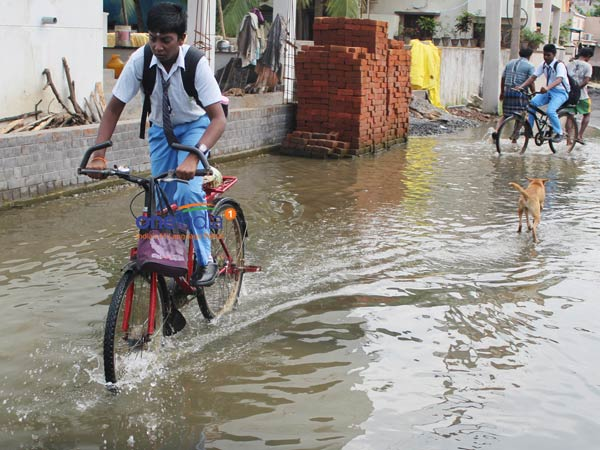 No holiday for schools and colleges in Chennai