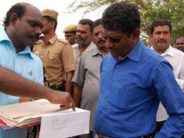 Madurai HC Bench sends notice to Sagayam and 3 IAS officers