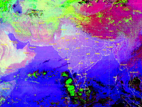 Rain will continue in many places of coastal Tamil Nadu