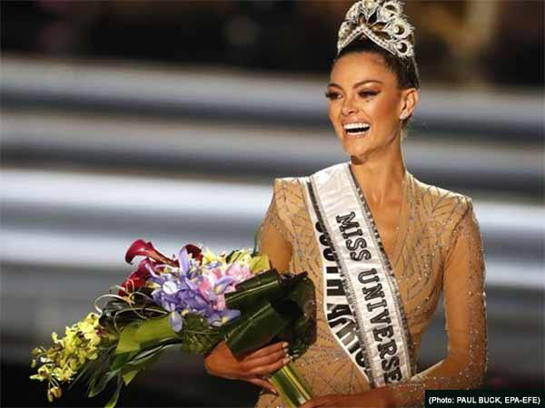 South Africa wins Miss Universe