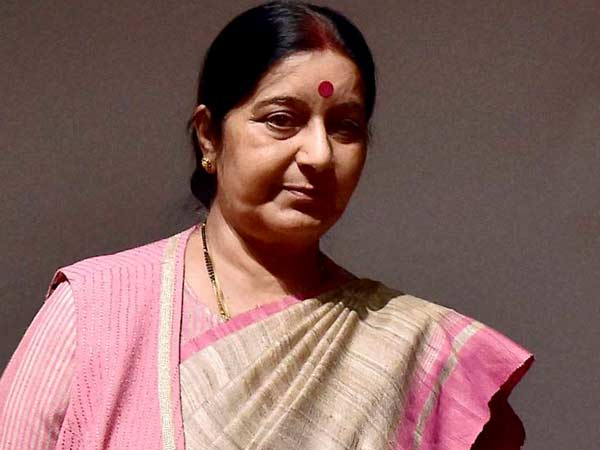 Minister Sushma Swaraj has sought report from Indian Embassy on sikh student attack incident