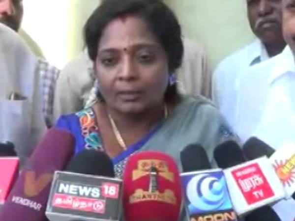 Politics is not like as Cinema, Tamilisai says to Kamal