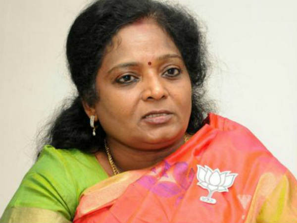 Tamil nadu Governor activity is good: Tamilisai Soundararajan
