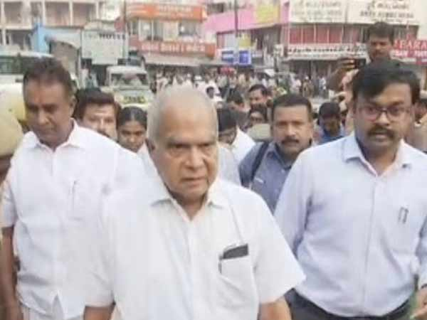 TN Governor Banwarilal continue review in Coimbatore