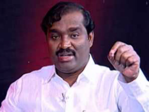 Velmurugan questions about other state people getting selected in TN State Service Commission exams