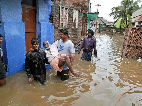 Centre Releases Rs. 133 Crore As Cyclone Ockhi Relief For TN