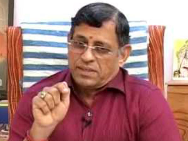 S. Gurumurthy says that Impotent means incapability