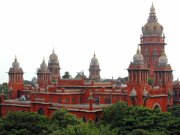 Plea seeking ban to open temples on December 31 midnight ahead of New year Celebration at Madras highcourt