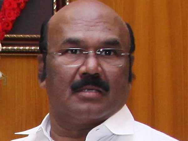 Minister Jayakumar compared the bed bugs with TTV Dinakara