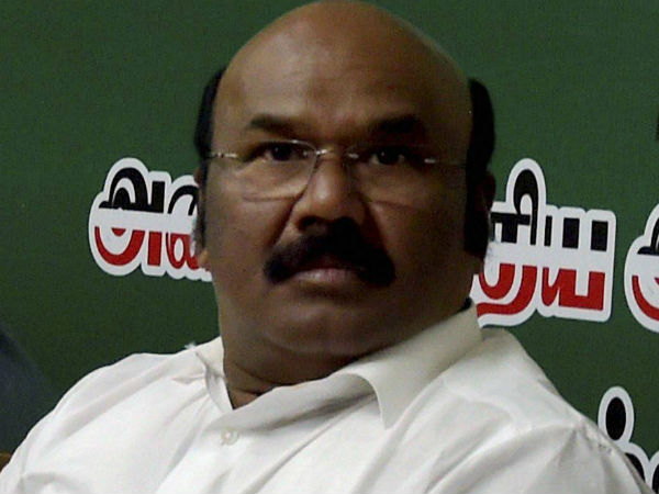 Mr Gurumurthy first check your potency, says Minister Jayakumar