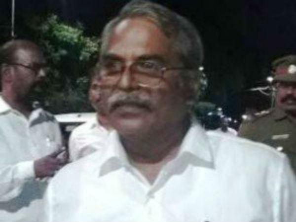 ஓஎன்ஜிசிக்கு எதிராக போராட்டம் நடத்திய பேரா. ஜெயராமன் மீண்டும் கைது
