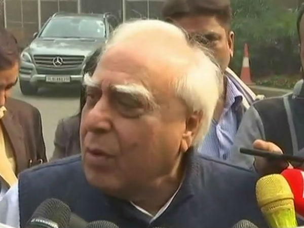 Our stand has been vindicated, it was a scam by Vinod Rai: Kapil Sibal post 2G verdict