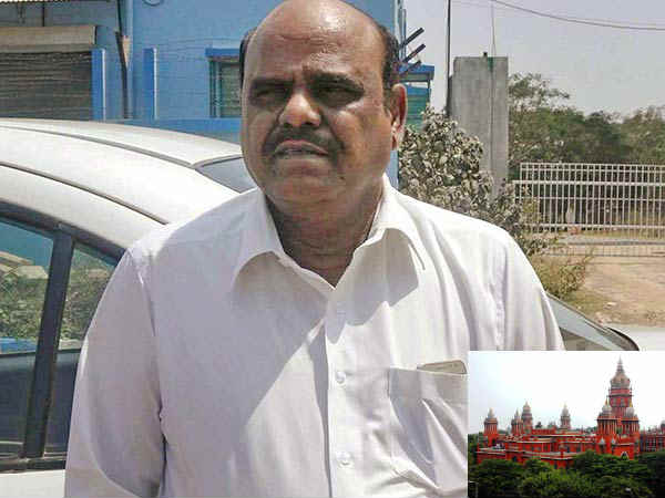 Madras HC rejects plea seeking release of Justice Karnan