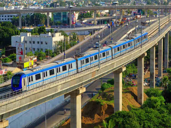 Metro rail service extended till 11pm today only