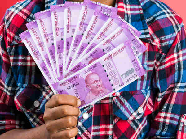 Two youngsters arrested in Tirupur for using fake colour Xeroxed 2000 currency Notes