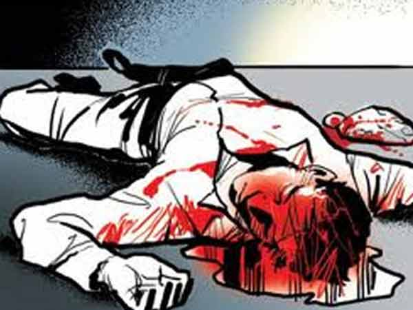 Youngster stabbed hardly in Perungudi Railway Station