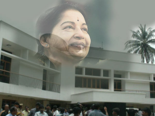 Jayalalitha Memorial house will be ready in 4months - Chennai collector