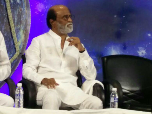 Additional police forces deployed in Rajinikanth's house