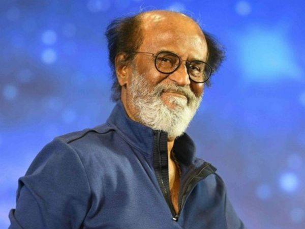 China's news channel relays about Rajini's political entry
