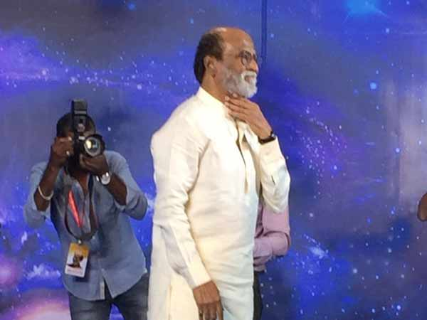 Rajinikanth going to announce his political entry today