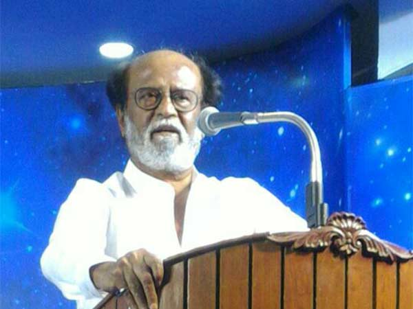If he starts the peravai also we will convert it in to party soon, says rajini fans